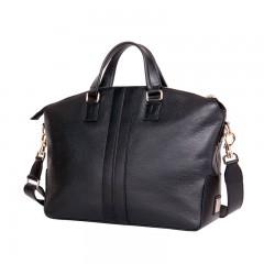 perhomme/帛欧尼男士手提包横款潮流精品男包奢侈品时尚真皮包 领券购物更 优惠